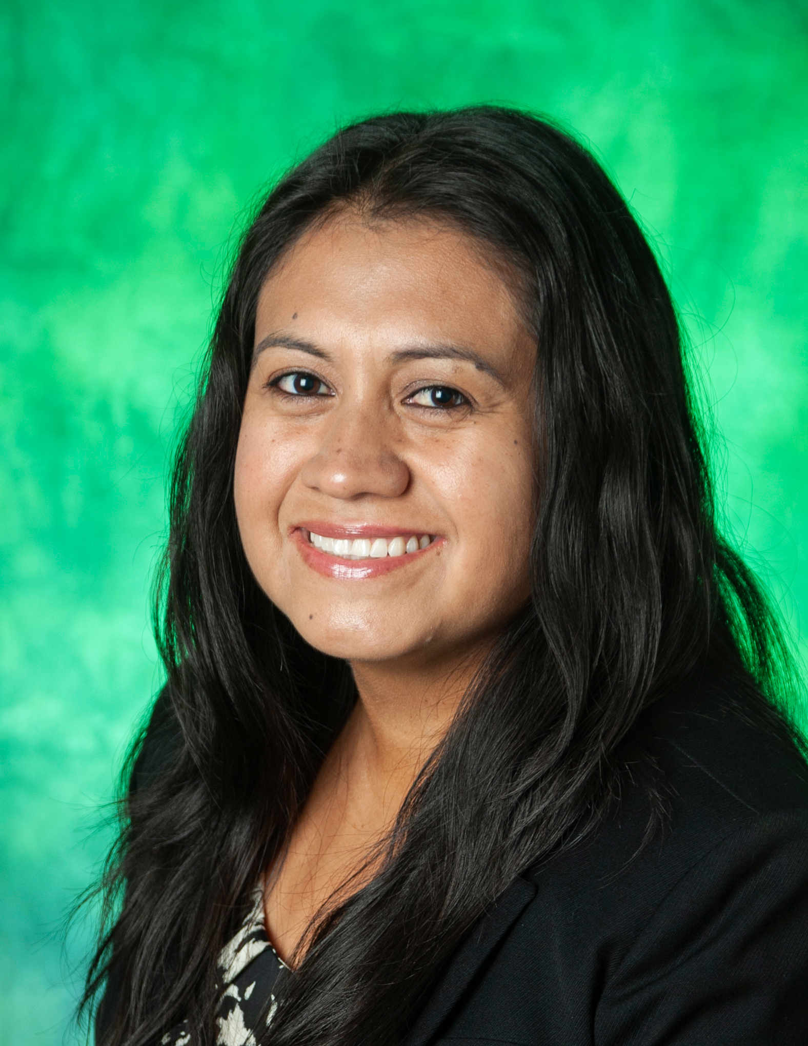 The Interim Director of the McNair Program, Rosa Fonseca