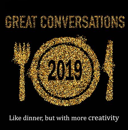 Great Conversations 2019 Flyer