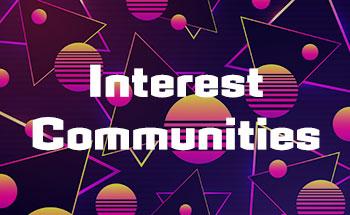 Honors Interest Communities