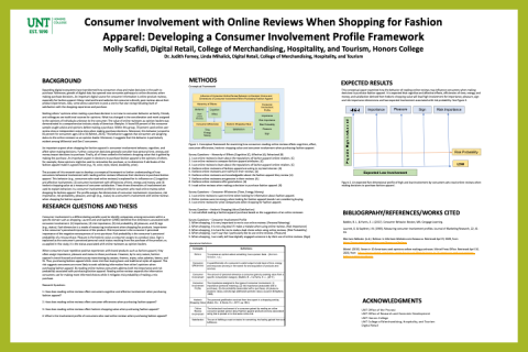 Consumer Involvement with Online Reviews When Shopping for Fashion Apparel: Developing a Consumer Involvement Profile Framework