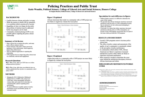 Policing Practices and Public Trust